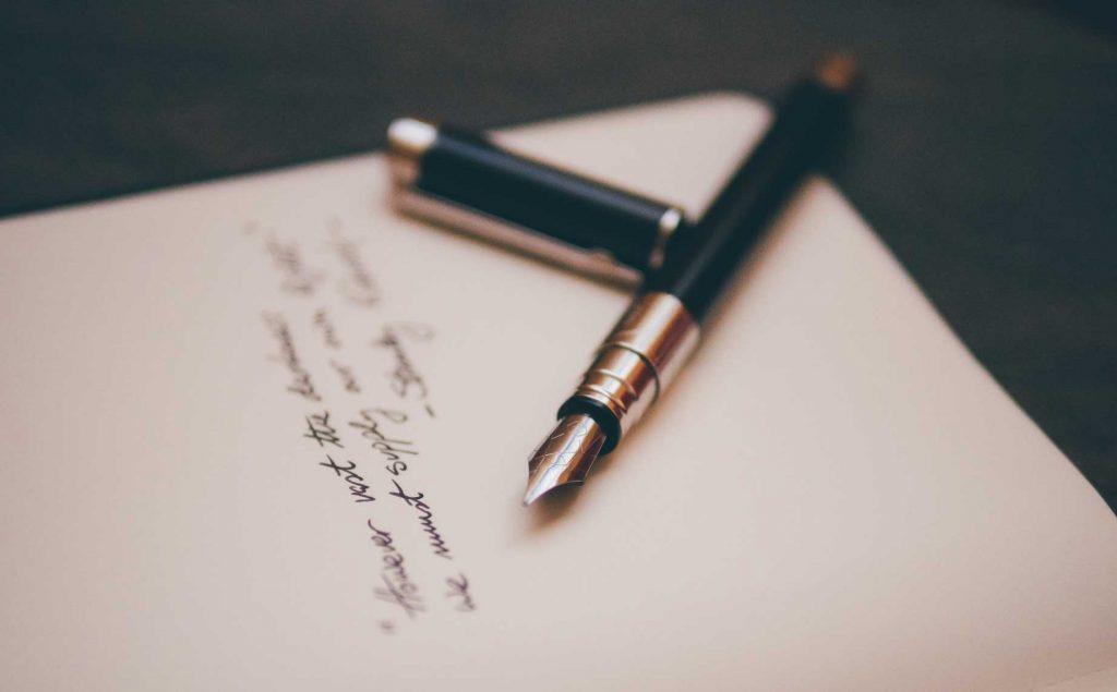 list do byłego
