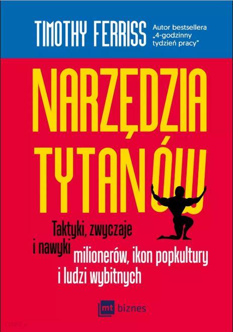 narzedzia tytanow timothy ferriss