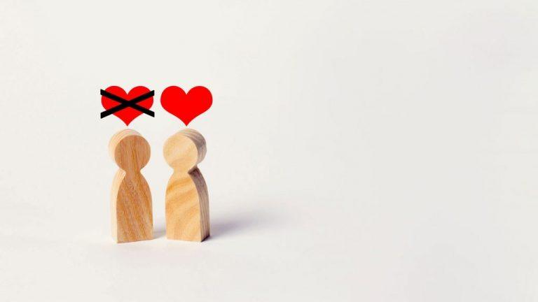 nieszczęśliwa miłość