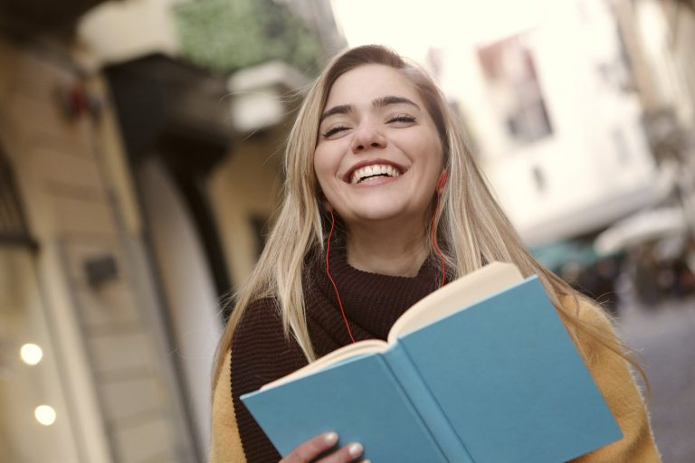 książki o szczęściu