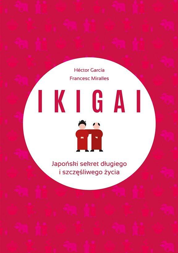 książki o szczęściu ikigai