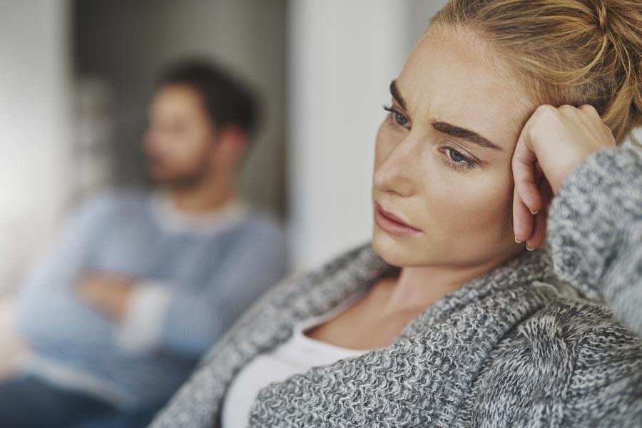 niskie poczucie własnej wartości w związku