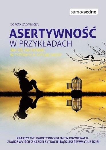 Asertywność w przykładach książki o asertywności