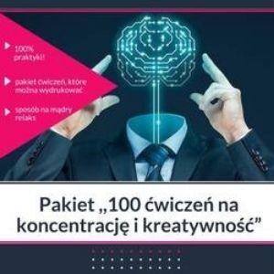 kurs efektywnej nauki online 100 ćwiczeń na koncentrację