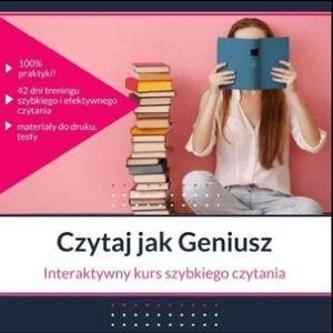 kurs szybkiej nauki czytaj jak geniusz