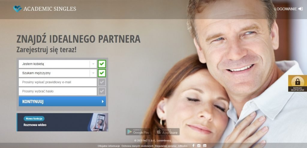 portale randkowe aplikacje academic singles