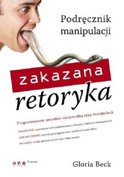 zakazana retoryka podręcznik manipulacji książki o perswazji