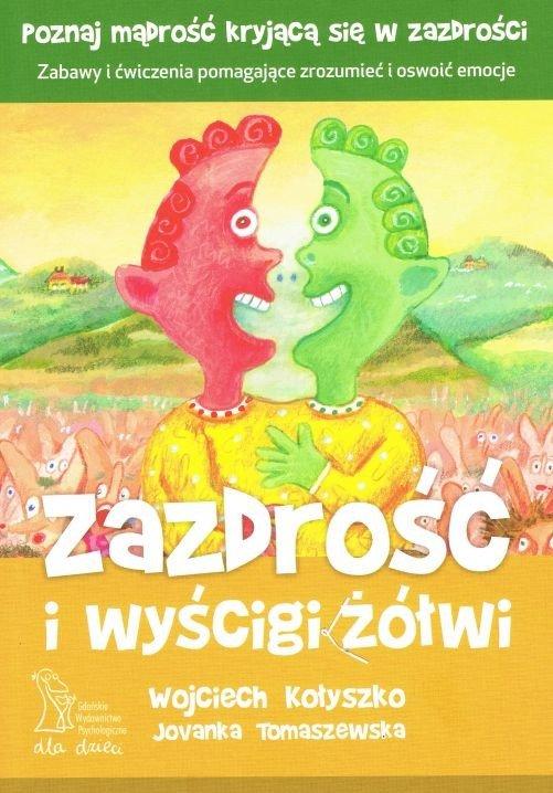 zazdrość i wyścig żółwi książki o zazdrości dla dzieci