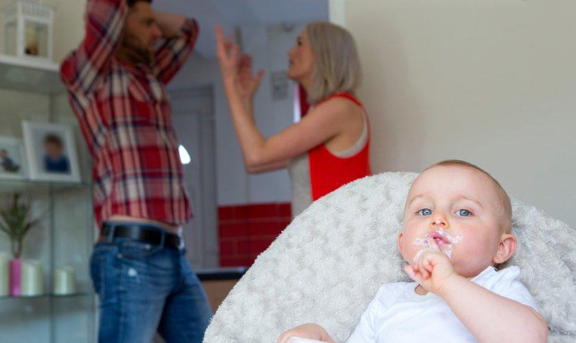 problemy w związku po urodzeniu dziecka