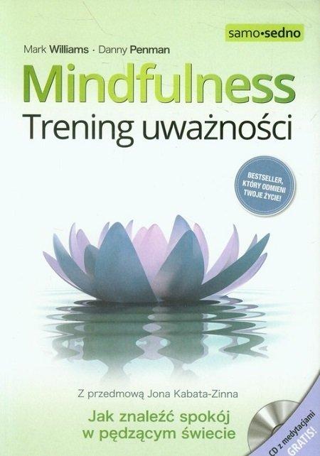mindfulness trening uważności książki o medytacji