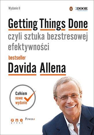 getting things done zarządzanie czasem książki
