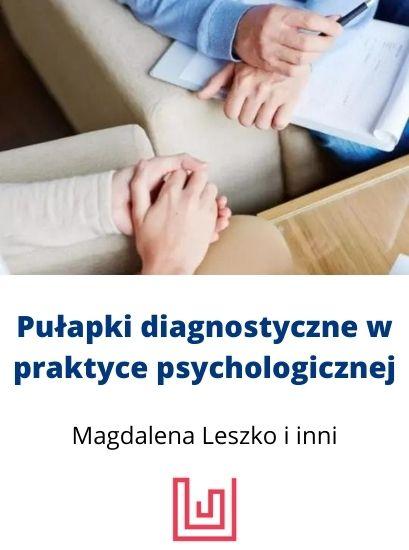 pułapki diagnostyczne psychologia kursy