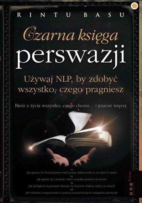 czarna księga perswazji nlp książki