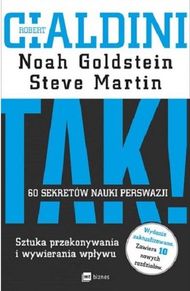 tak 60 sekretów nauki perswazji książki nlp