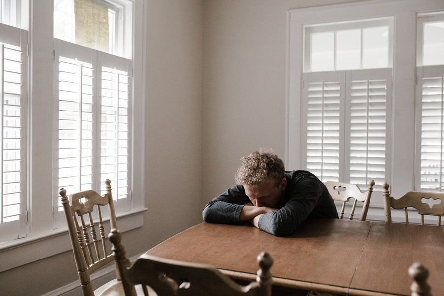 depresja po rozstaniu z dziewczyną